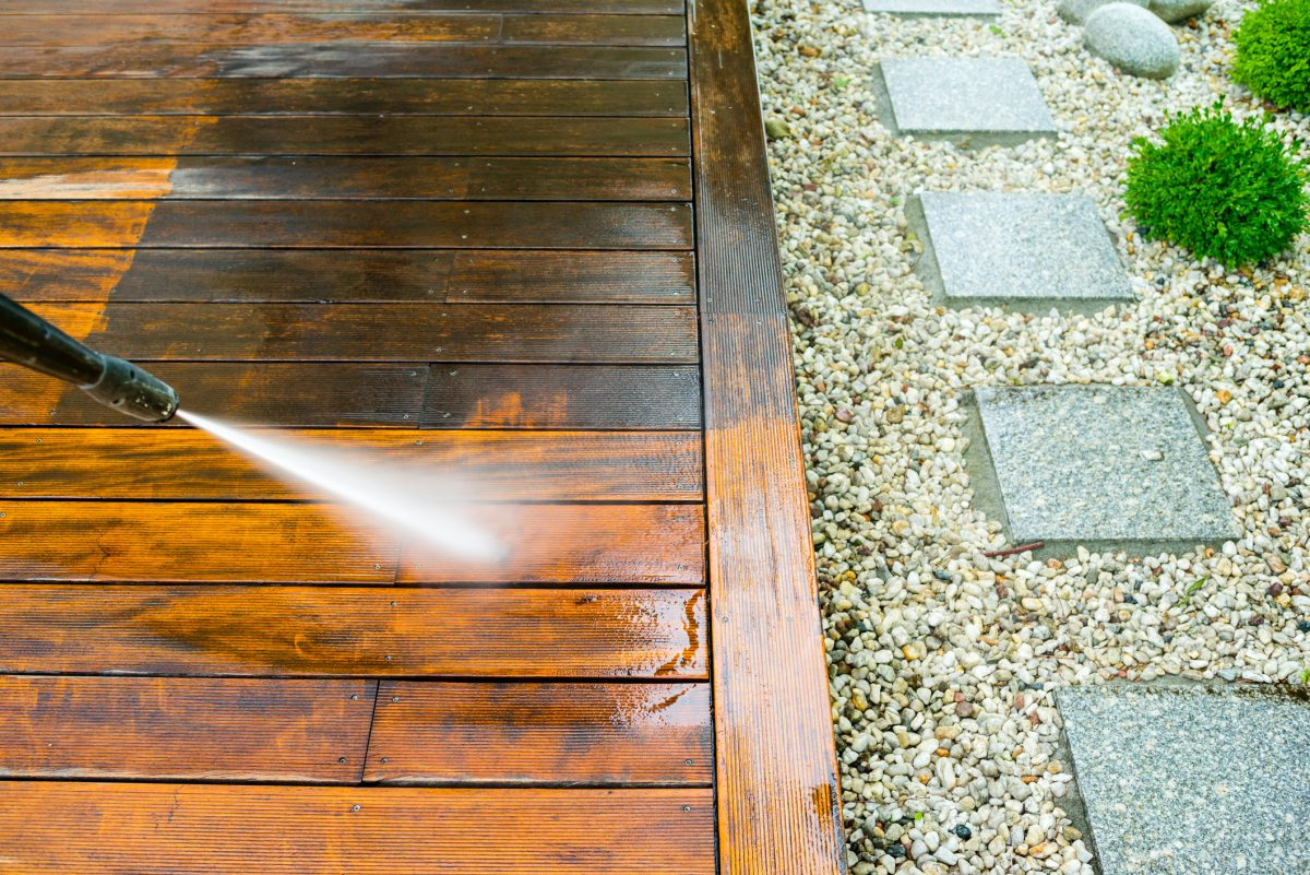 How To: Clean Your Timber Decking